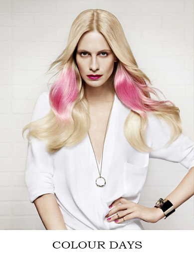 Colour Days – hair colour at half price