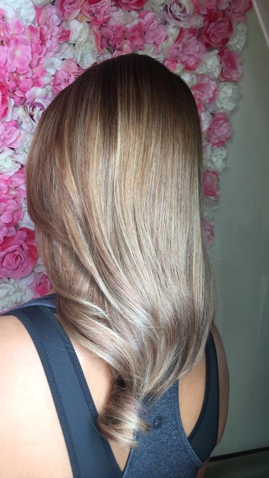 Balayage, Hair Colour L'Oreal Hair Salon, Kidlington, Oxfordshire
