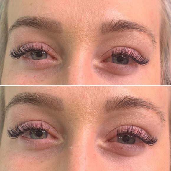Lash Extensions at Makeover Palace Beauty Salon in Kidlington, Oxford