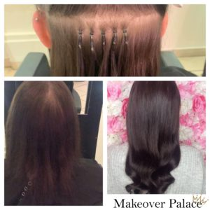 Hair Extensions at Top Hair & Beauty Salon in Kidlington, Oxford
