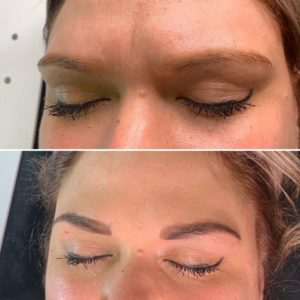Makeover Palace Precise Brow Treatment at Beauty Salon in Kidlington, Oxford