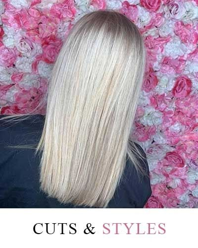 Experts hair cuts and styles at Makeover Palace Hair & Beauty Salon in Kidlington, Oxford