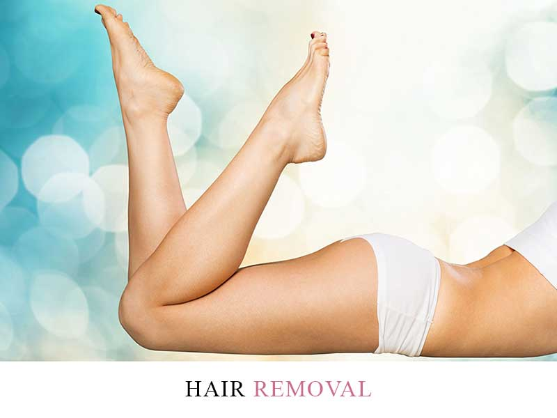 Hair removal at Makeover Palace Hair & Beauty Salon in Kidlington, Oxford