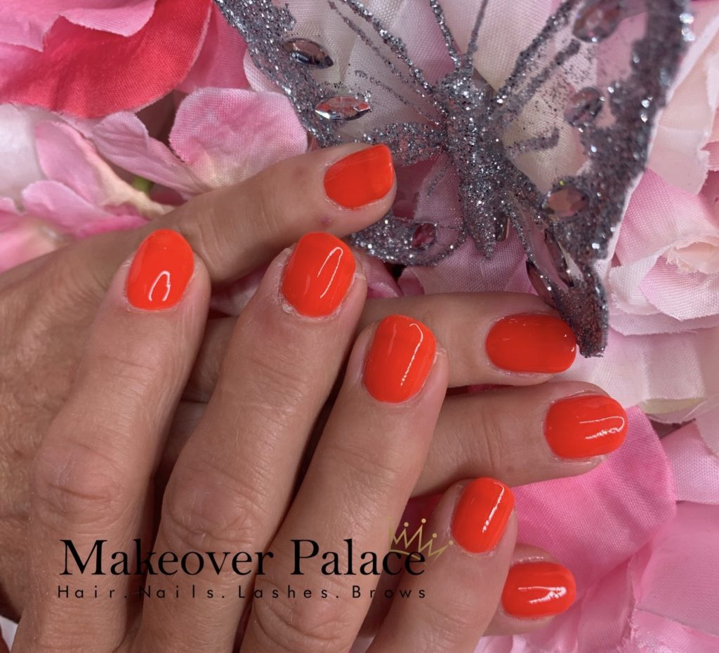 Gel Polish, Nail Extensions at Makeover Palace Hair & Beauty Salon in Kidlington, Oxford
