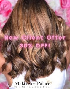 New Client Offer 30% OFF, Makeover Palace Hair & Beauty Salon in Kidlington, Oxford