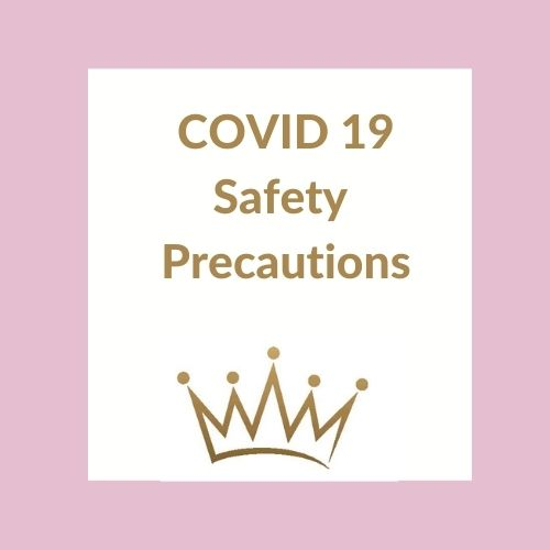 Our Covid Safety Precautions